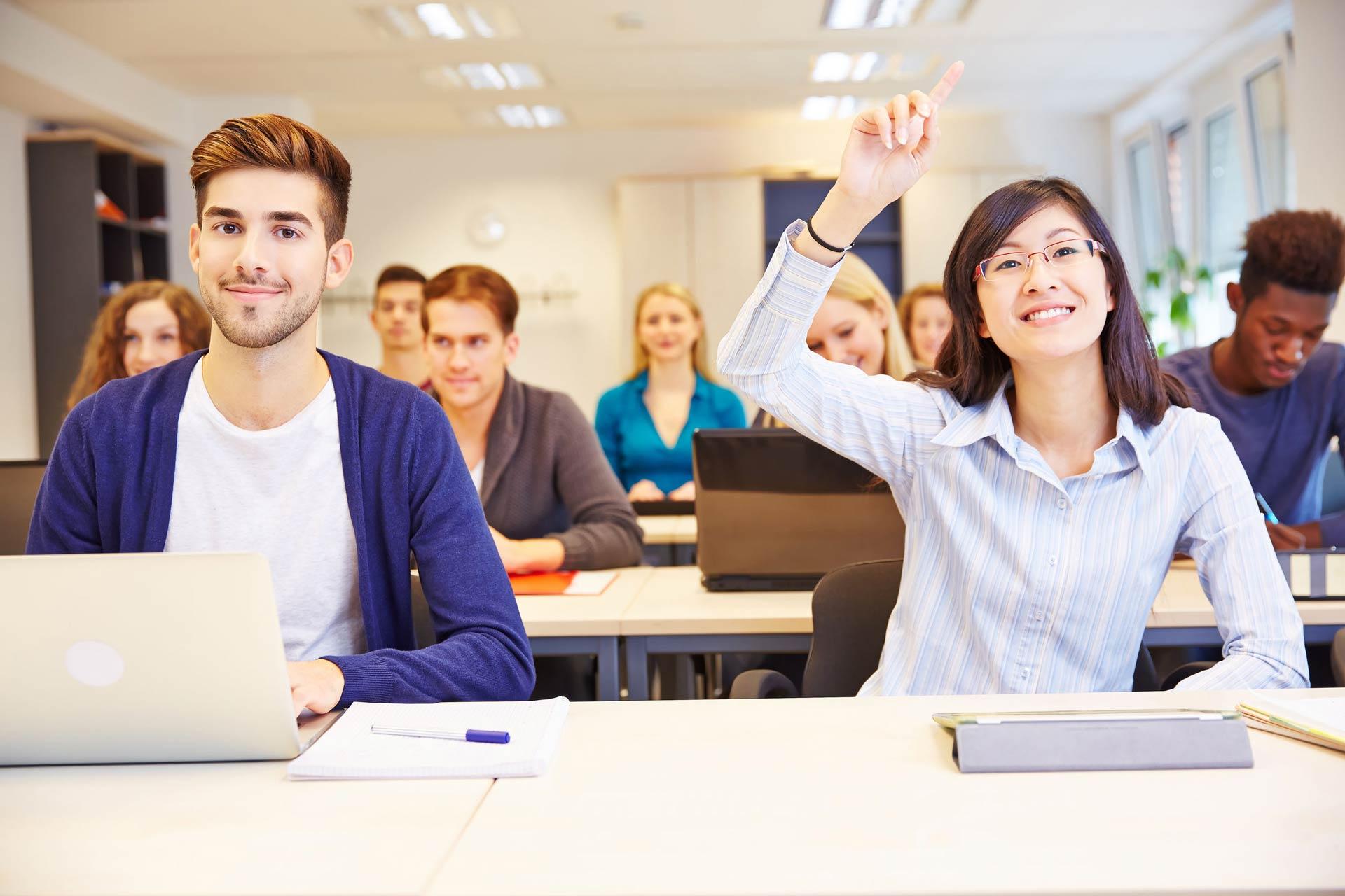 دوره آموزش زبان برای کارکنان